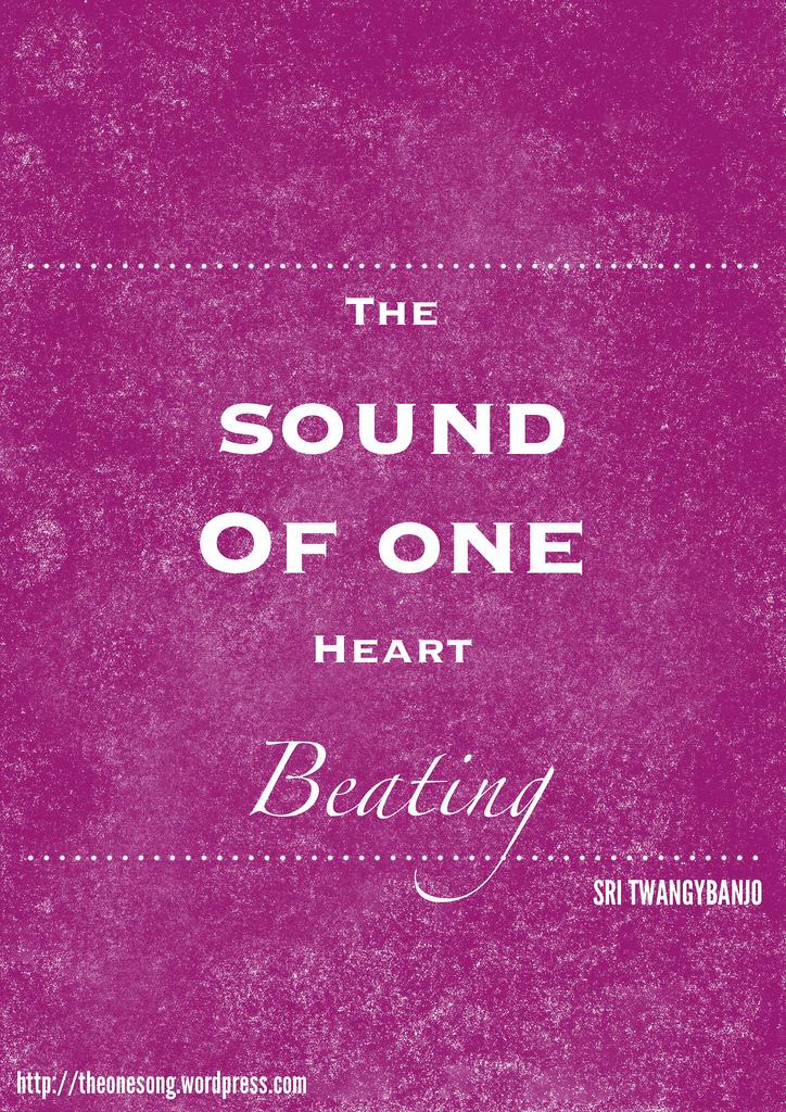 words of wisdom one heart